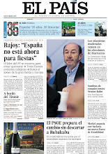 Photo: La reconstrucción de la primera semana de Rajoy tras ganar las elecciones, el comité federal del PSOE y las elecciones en Marruecos son algunos de los temas de nuestra portada. http://www.elpais.com/static/misc/portada20111127.pdf