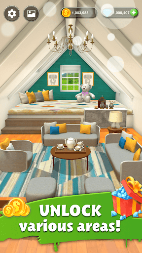 Home Memory: Word Cross & Dream Home Design Game 1.0.7 screenshots 10