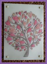 """Photo: """" arbre """"  envoyée à Sandrine ."""