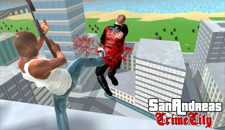 San Andreas Crime City 1 screenshot 104322