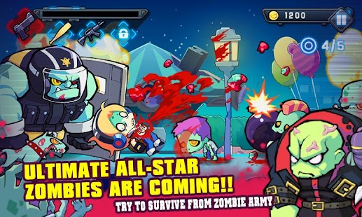 Zombie Zombie- screenshot thumbnail