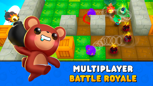 Bombergrounds: Battle Royale  screenshots 1