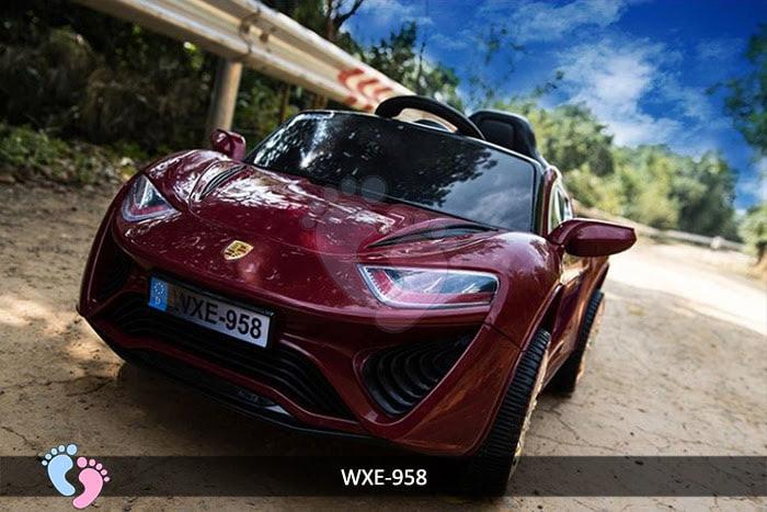 Xe hơi điện trẻ em WXE-958 8