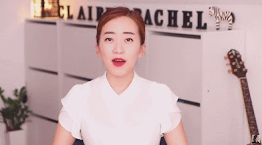 Image result for rachel Kim youtuber""