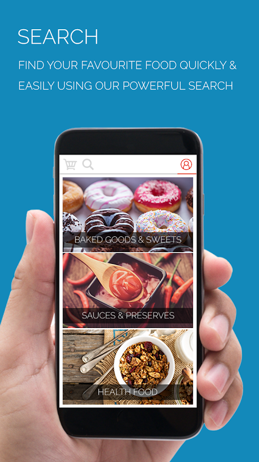 FoodByUs- screenshot