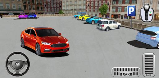 Hard Car Parking Drive Game for PC