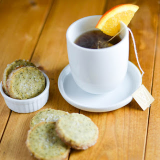 Scottish Black Tea Shortbread