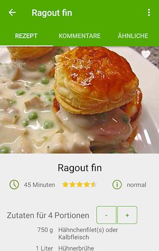 Chefkoch - Rezepte & Kochen  screenshots 3