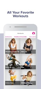 Jillian Michaels: The Fitness App [Premium] MOD APK 3