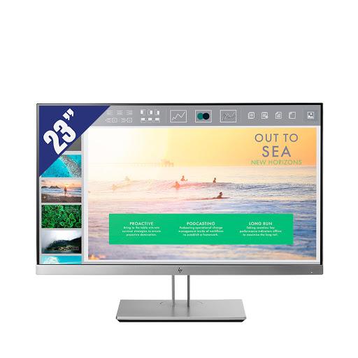 Màn hình LCD HP 23'' E233 (1FH46AA) (Xám)