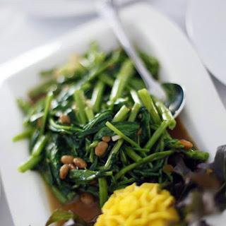 Thai-Style Stir-Fry Vegetables.