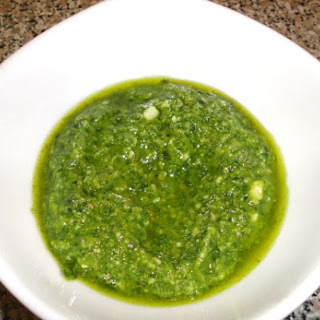 Fresh Herbs Pesto