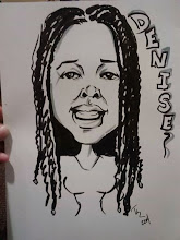 Photo: Teressa now offers Caricature art! Hire her to draw your guests into the cartoon versions of themselves! 888-750-7024