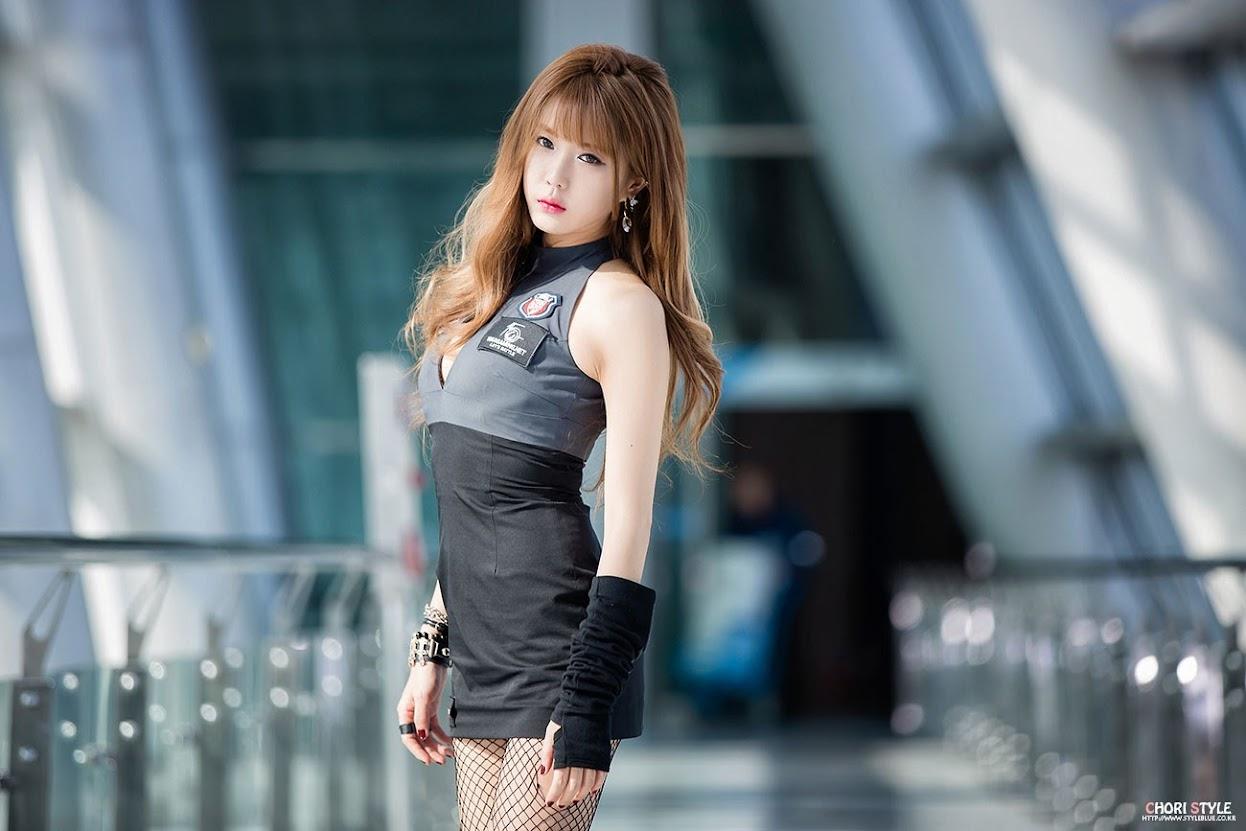 Heo Yun Mi tại G-STAR 2013