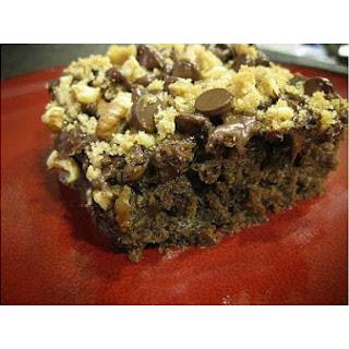 Vegan Chocolate Zucchini Cake
