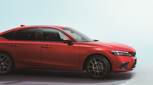 Honda desvela la próxima generación del CIVIC 5 puertas