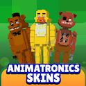 Animatronics Skins for Minecraft icon