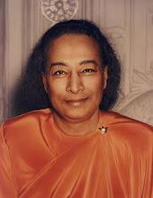 Photo: Paramahansa Yogananda (last smile)