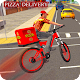 BMX Bicycle Pizza Delivery Boy 2019