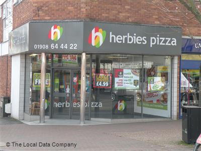 Herbies Pizza On Queensway Pizza Takeaway In Bletchley