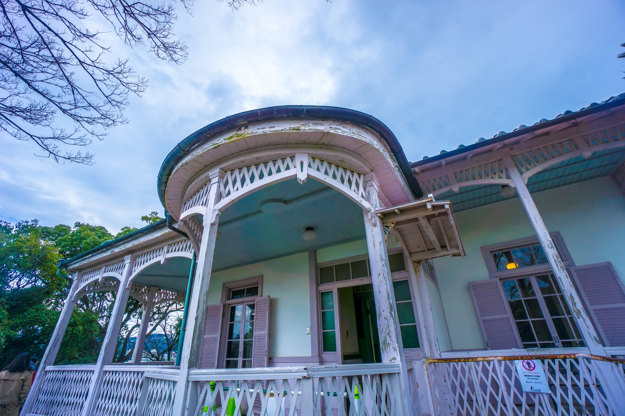 長崎 グラバー園 旧ウォーカー住宅1