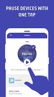 Parental Control - Screen Time & Location Tracker Screenshot
