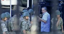 Türkische Soldaten.