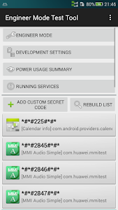 Engineer Mode Test Tool 1 7 1 + (AdFree) APK for Android