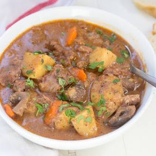 Instant Pot Beef Stew Recipe