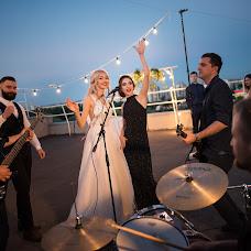 Wedding photographer Vadim Konovalenko (vadymsnow). Photo of 23.08.2018