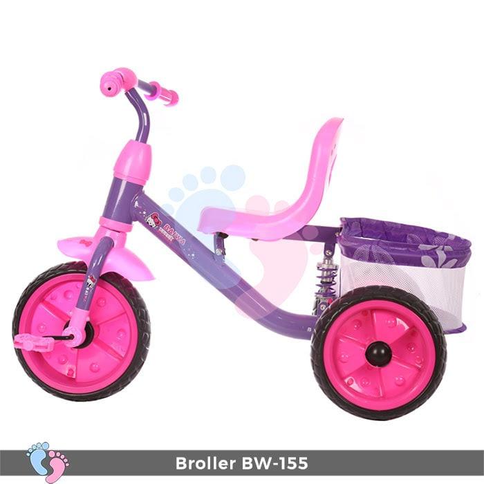 Xe đạp 3 bánh cho bé Broller XD3-155 3