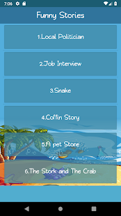 Funny Stories In English for PC-Windows 7,8,10 and Mac apk screenshot 1