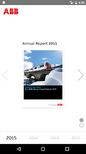 ABB Reports- screenshot thumbnail
