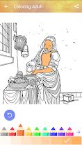Mandala: Adult Coloring Books - screenshot thumbnail 02