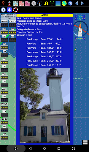 qtVlm Navigation and Weather Routing 5.9 screenshots 9