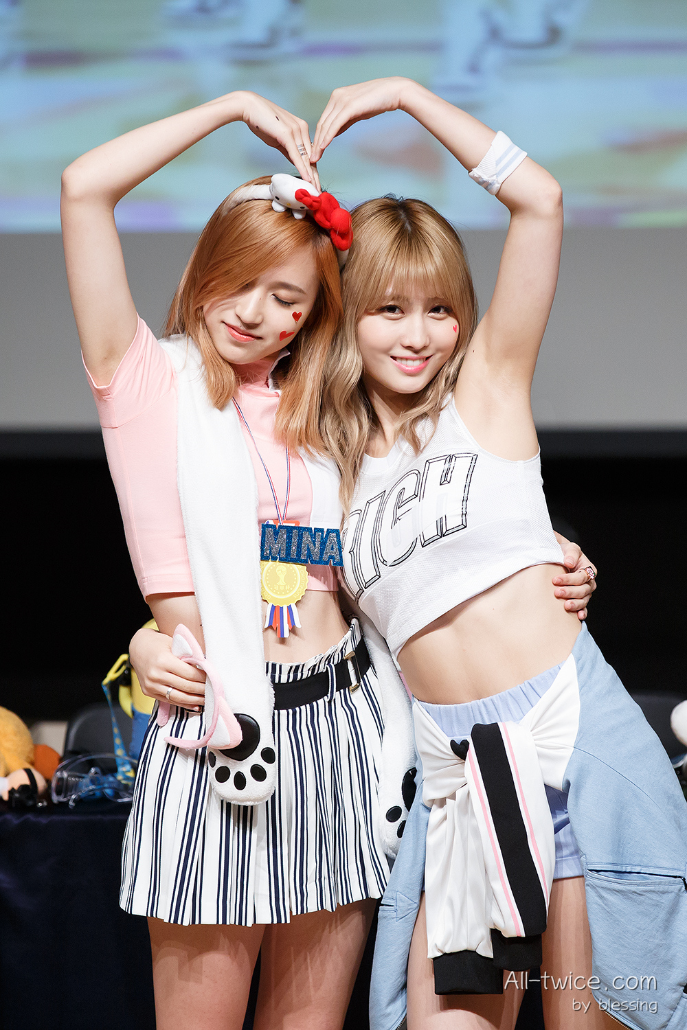 25 Heart Stopping Times Twice Members Revealed Their Abs