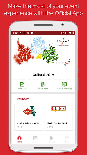 Screenshot for Gulfood 2019 in United States Play Store
