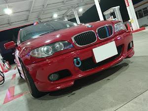 318Ci  E46 3 series Mスポーツ 赤のカスタム事例画像 🍎りっ君🍎赤いきつね🍎さんの2020年06月18日22:32の投稿