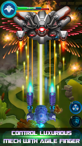 Galaxy Shooter Sky Invaders 1.1.5 androidappsheaven.com 2