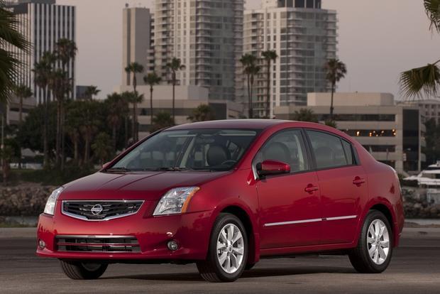 2007-2012 Nissan Sentra