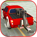 Tow Truck Car Transporter Sim icon