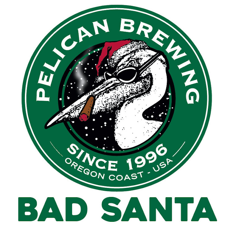 Logo of Pelican Bad Santa