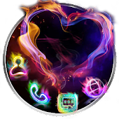 Smoke Heart Launcher Theme Live HD Wallpapers Android APK Download Free By Best Launcher Theme & Wallpapers Team 2019