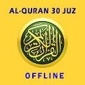 Murottal Al-Quran Full 30 Juz MP3 Offline icon