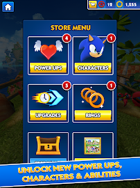 Sonic Dash Screenshot 9