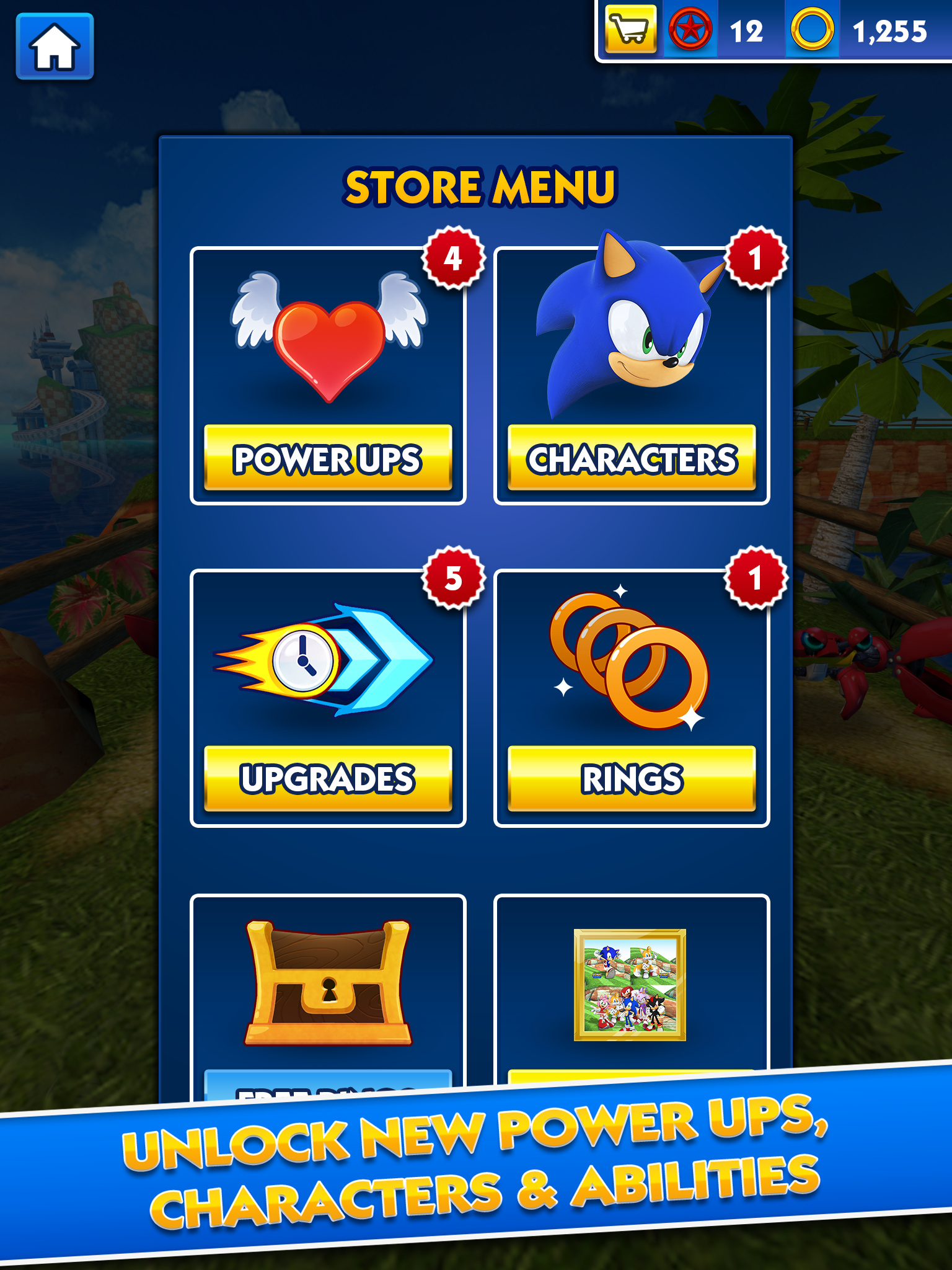 Sonic Dash screenshot #9