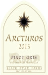 Arcturos Pinot Gris
