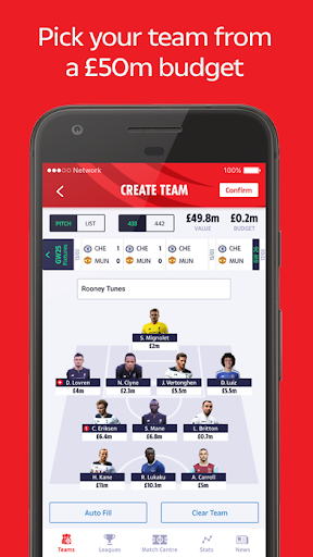 Dream Team - Fantasy Football  {cheat|hack|gameplay|apk mod|resources generator} 2