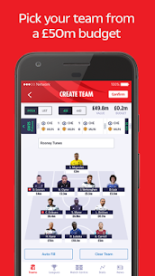 Dream Team – Fantasy Football 2