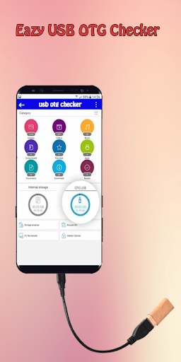 USB OTG Checker Connector Mobile screenshot 5